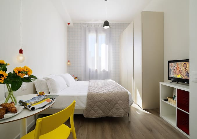 Your room in Piazza Grande Home Oderzo - Oderzo - Flat
