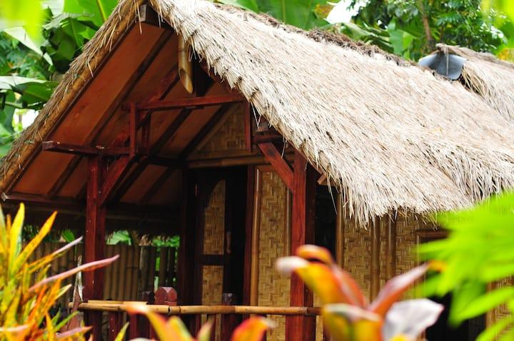 """Sasak"" Traditional Style Room"