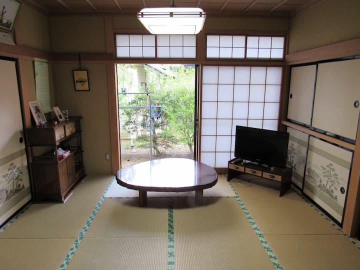 Hakusyu/Yamanashi, Japanese Country Life