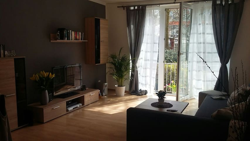 charming apartment near the 'Alster'