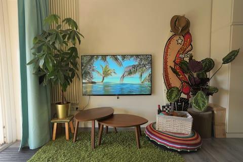 Beach studio Sunny Side Up