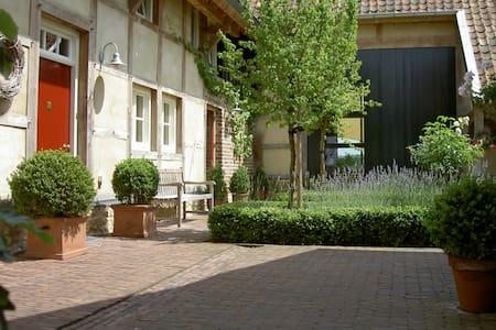 Charme accomodatie Logement les Couronnes - Sint Geertruid