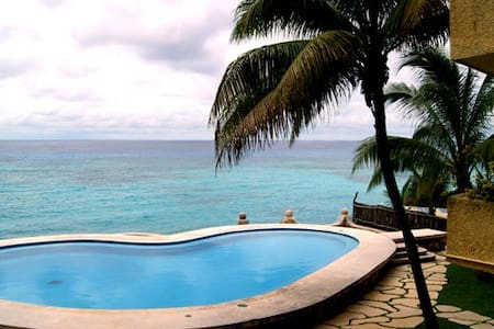 Charming, private, ocean-view condo (1 Bdr) - Lakás