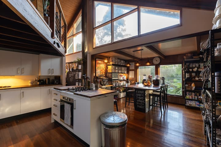 Greenwood Farm - Luxury B & B in the Rainforest