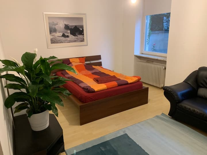 comfortable room near of  City / KiT / University