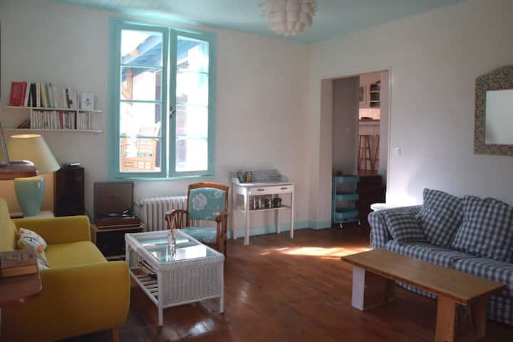 La Villa Tamaris chambre mandarine