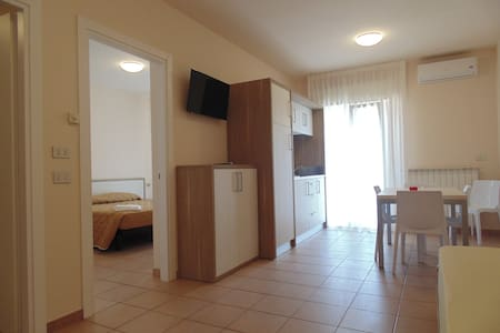 Appartamenti nuovi e arredati - Marina Romea