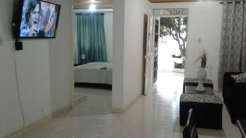 LOVELY ROOMS - Valledupar - House