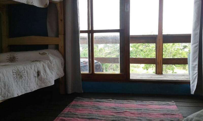 Habitacion para 4 personas - Balneario Buenos Aires - Bed & Breakfast