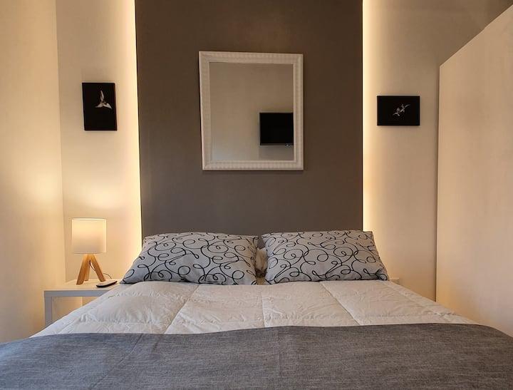 Confortable monoambiente céntrico de categoría
