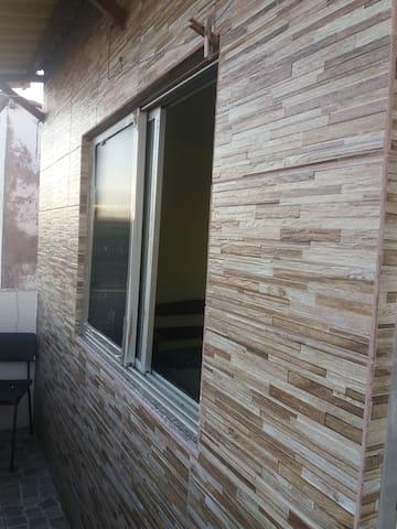 Duplex simples e aconchegante