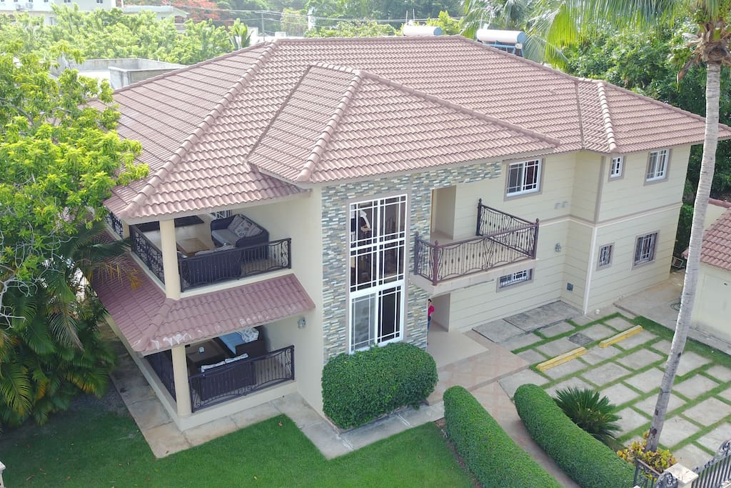 Our amazing 8BR / 10 BA Villa.  Come and Enjoy!!!