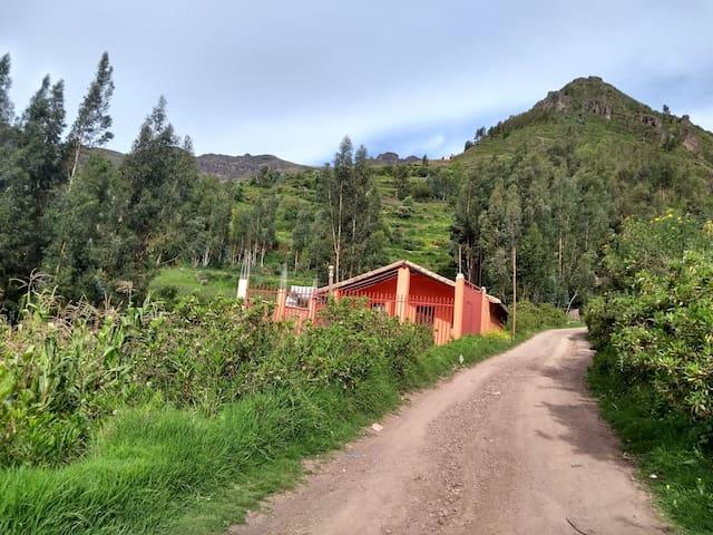 Casa Alojamiento Chuklla
