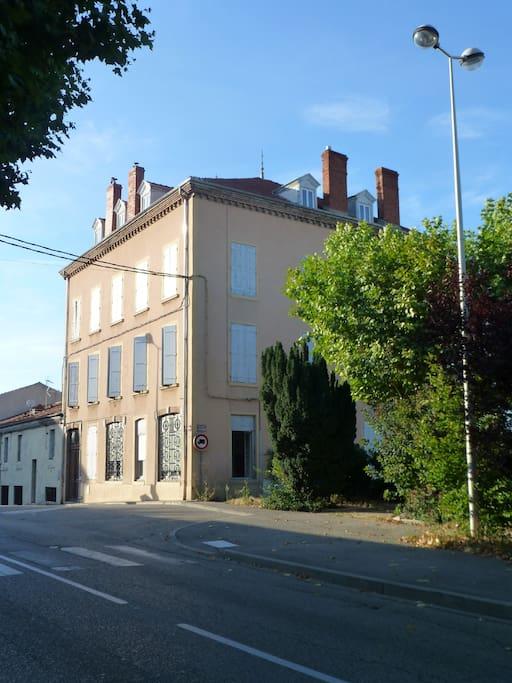 L'immeuble du XIXème siècle