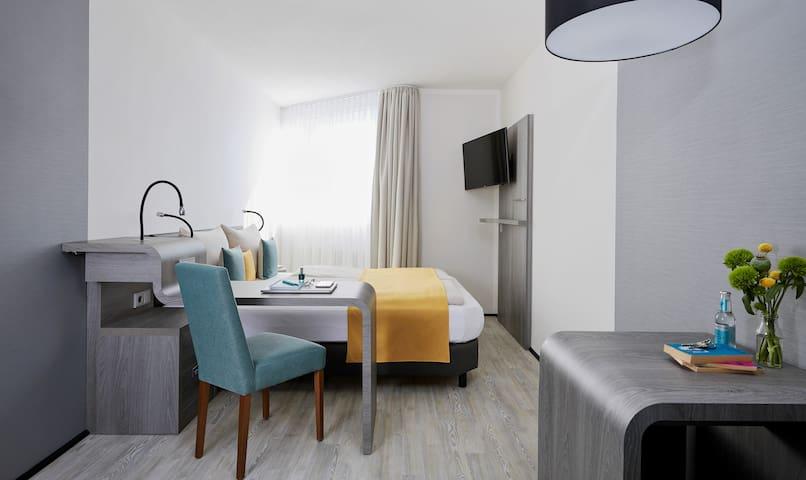 Comfortable apartments at the Deutsche Museum