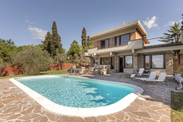 Luxury and Modern Villa  - Florence, Italy - Florencia - Villa