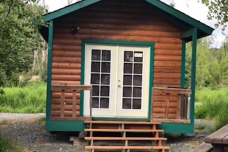Small Cabin near Russian River Ferry