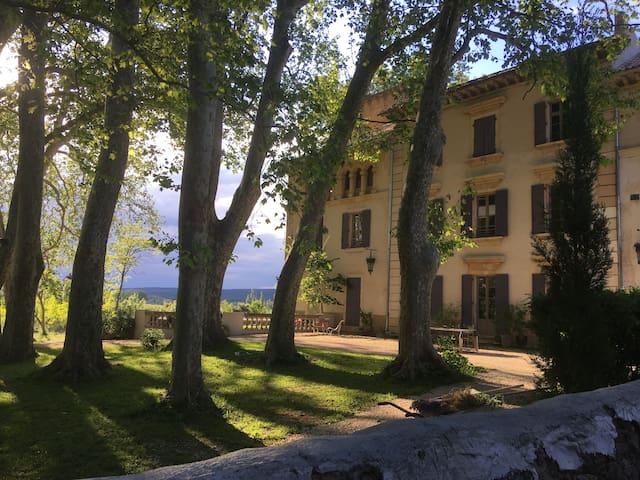 Marjolaine Chambre spacieuse a Domaine  Fontclaire