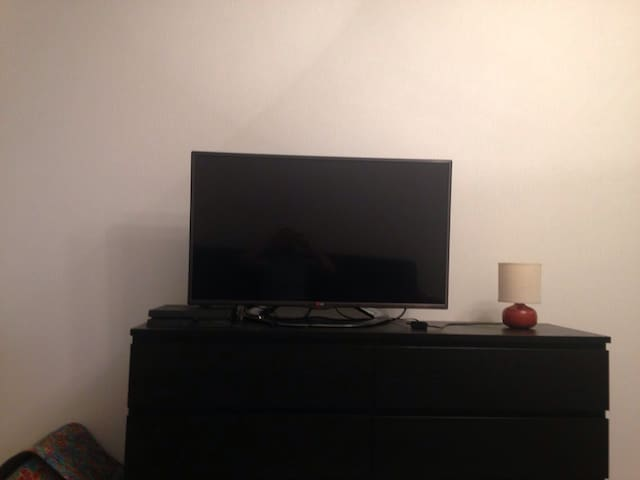 Room/ TV and PS4