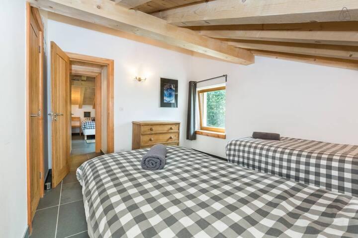 Bed & Breakfast Verbier Valley room 2