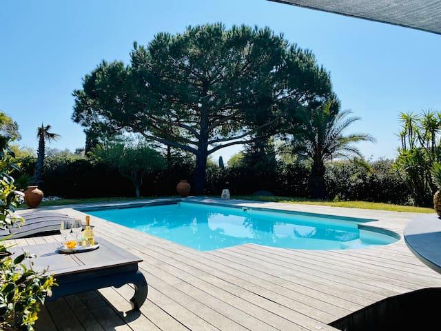 La Suite de Charme - Villa 55 - Golfe de St Tropez