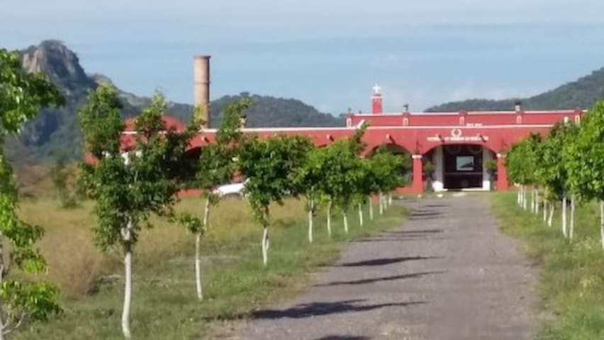 Hda Santa Clara de Montefalco - Cuautla - Rumah