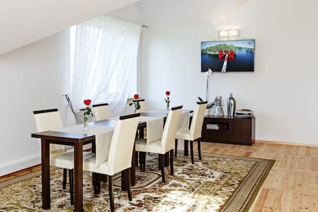 Modern apartment + dental services - Ringaudai - Квартира