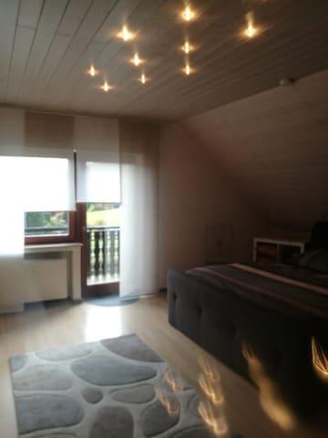 Schlafzimmer #2 - Bedroom #2