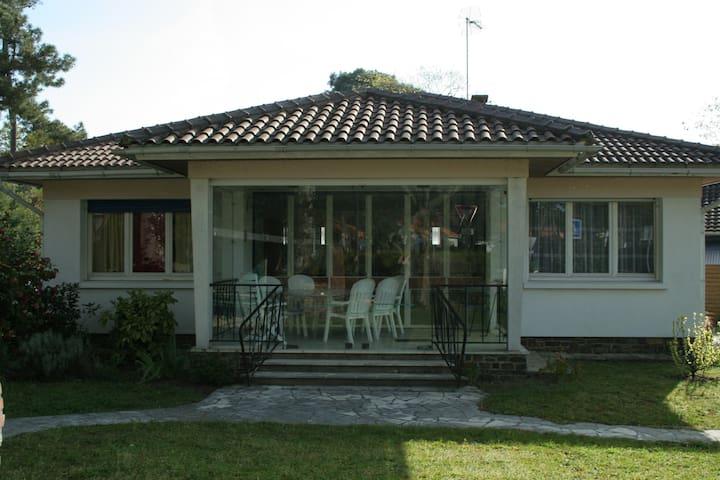 Maison entière 3 chambres 7 couchages