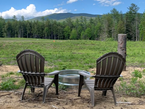 New Tiny House with Mighty Views in White Mtns, NH