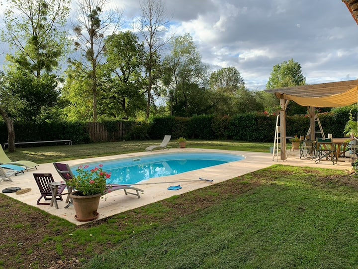 Comfortable and characterful home in Charente