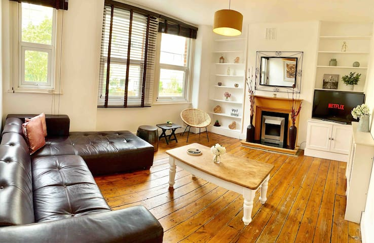 Spacious&Comfy 3bedrooms Central London House
