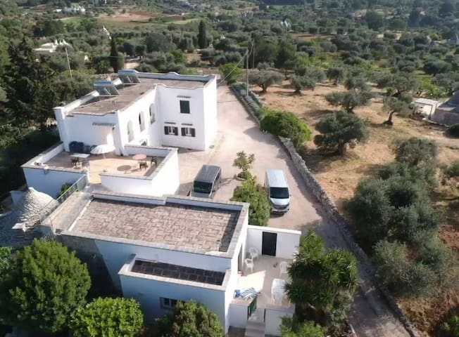 Set in the glorious rolling hills of Puglia.
