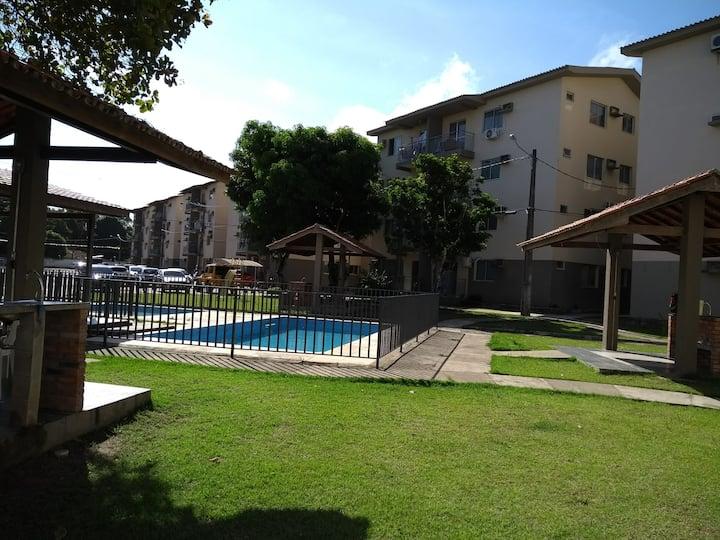 Condomínio Itaoca no centro de Ananindeua-PA