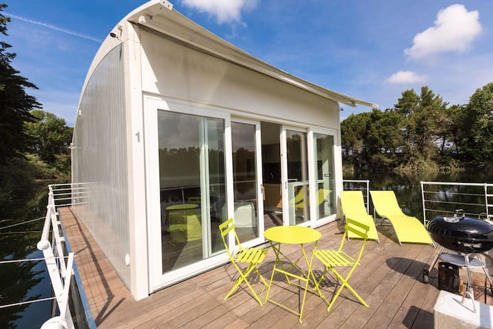 Casa galleggiante/house boat