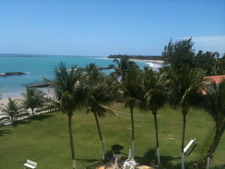 Suite da sogno fronte mare Praia dos Carneiros