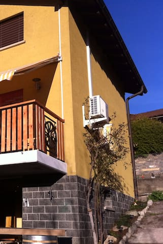 Chez Plaschy 6 Personen ganzes Haus - Salgesch - บ้าน