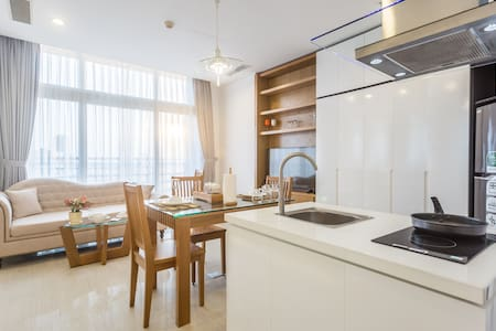 Modern 1BR Home In City Centre  ☀️ - Quận 1 - Apartment
