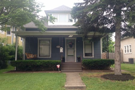 Charming Irvington Bungalow - Indianapolis