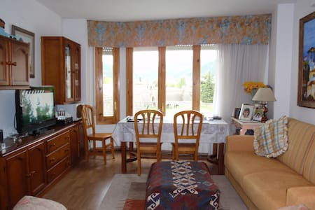 Acogedor apartamento en la Ciudadela de Jaca - Jaca - Apartament