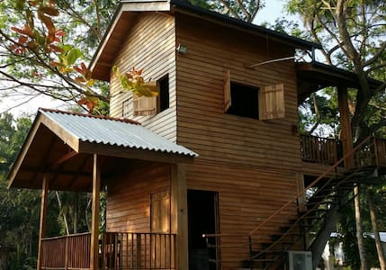 Wilpattu Tree House