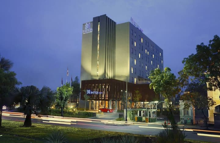 Hotel Batiqa Jababeka Cikarang