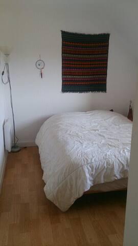 Appartement lumineux dans belle longère rénovée - Pluneret - Haus