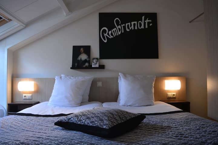 De romantiek van Rembrandt