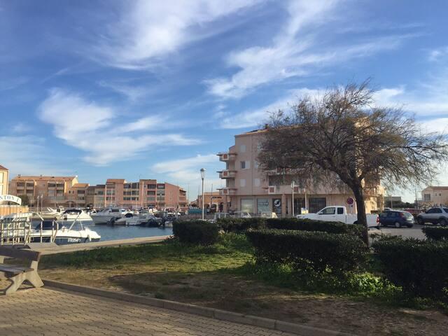 T2 moderne à 50m de la plage - Frontignan - Daire
