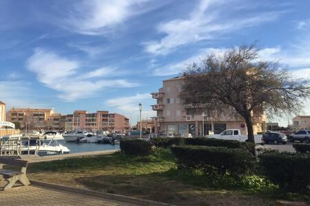 T2 moderne à 50m de la plage - Frontignan - Lejlighed