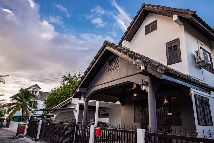 Comfortable House in Chiang Mai city彡