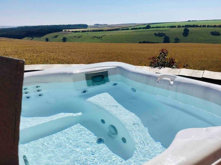 Blacksmiths Shop Luxury5* Romantic private hot tub