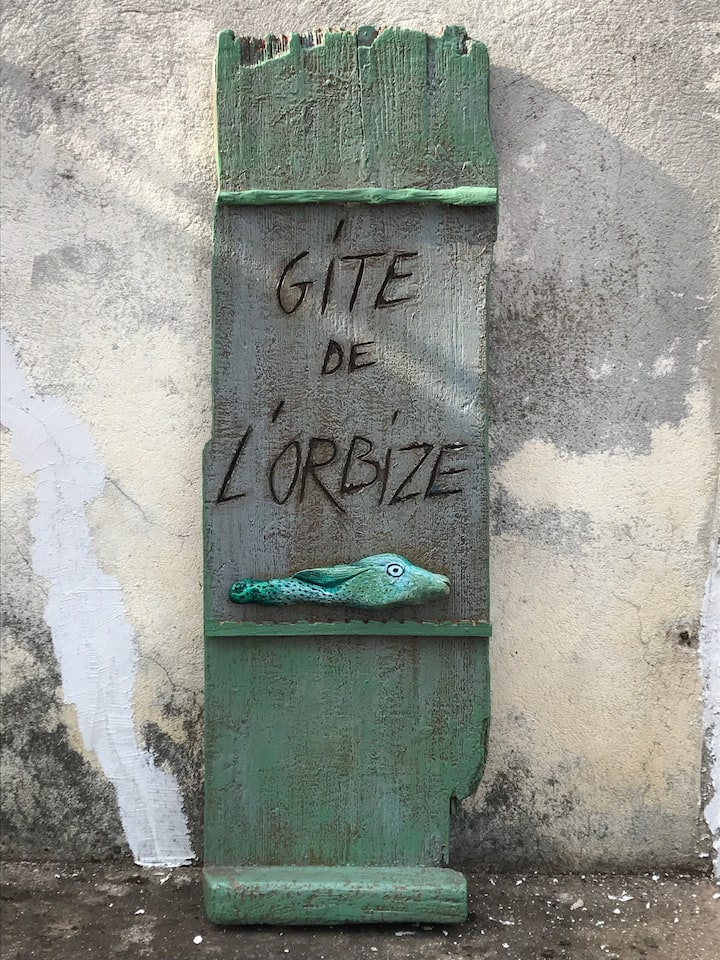 Gîte de L'Orbize