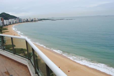 Lovely beach flat / Lindo apartamento de praia - Vila Velha - Huoneisto